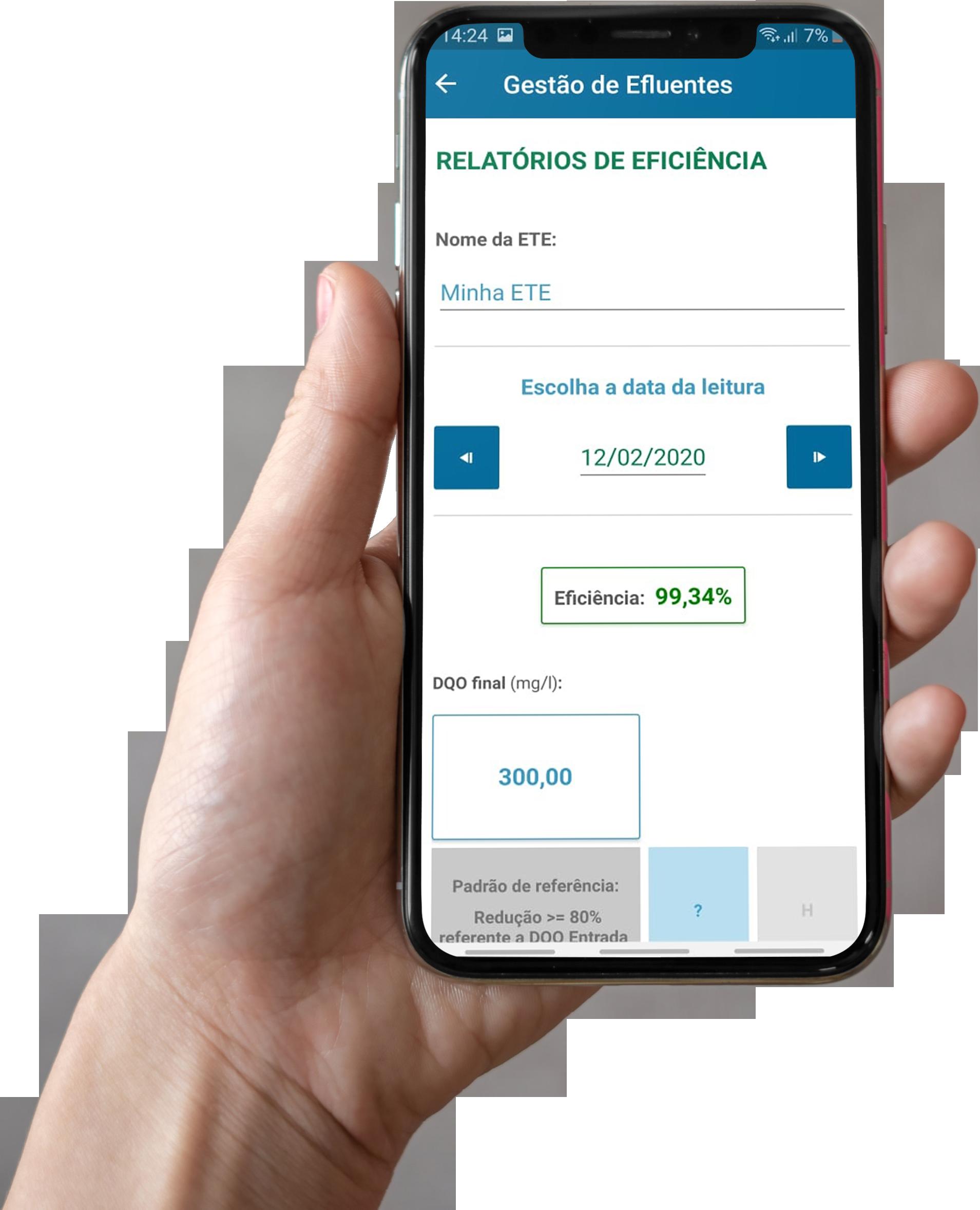 Aplicativo Gestao de Ete - Pacha Ambiental - Aplicado no celular (4)